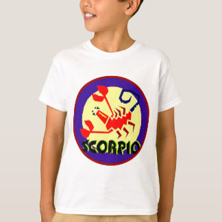 Scorpio Badge T-Shirt