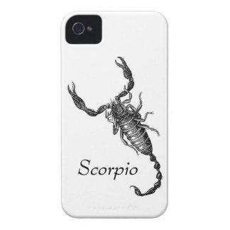 Scorpio Blackberry Case