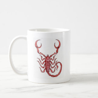 Scorpio Cancer Coffee Mug