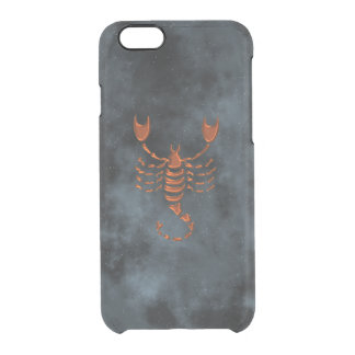 Scorpio Clear iPhone 6/6S Case