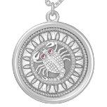 Scorpio Coin necklace