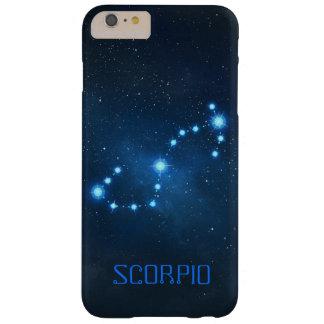Scorpio Constellation Zodiac Barely There iPhone 6 Plus Case