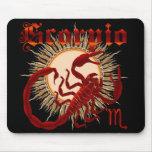 Scorpio-Design-1 Alfombrilla De Ratones