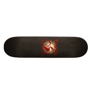 Scorpio-Design-1 Skateboard Deck