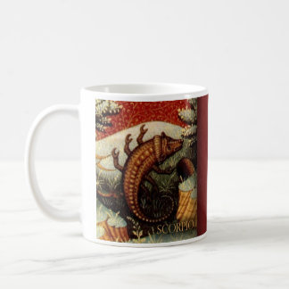 Scorpio Historical Mug