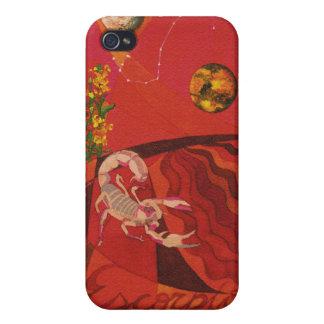 Scorpio iPhone Case iPhone 4 Cases