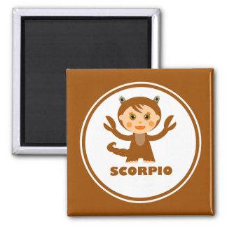 Scorpio is my Zodiac Sign Magnet
