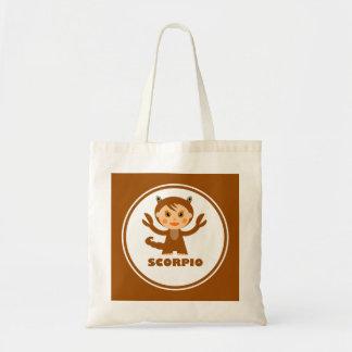 Scorpio is my Zodiac Sign Tote Bag