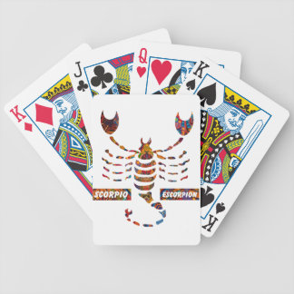 SCORPIO MAYAN HOROSCOPES PRODUCTS BICYCLE POKER CARDS