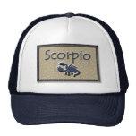 Scorpio Mesh Hat