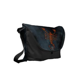 Scorpio Small Messenger Bag