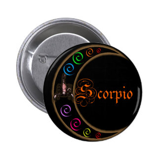 Scorpio Moons Button