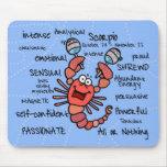 scorpio mousepad