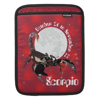 Scorpio Oct. 24 tons of Nov. 22 Rickshaw sleeve