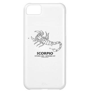 Scorpio (October 23rd - November 21st) iPhone 5C Case