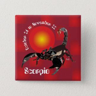 Scorpio October 24 tons November 22 button
