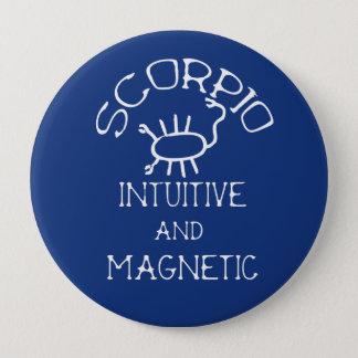 Scorpio Pinback Button