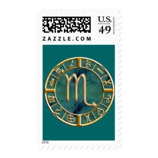 Scorpio Stamps
