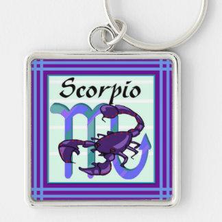Scorpio Premium Keychain
