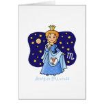 Scorpio Princess Greeting Cards