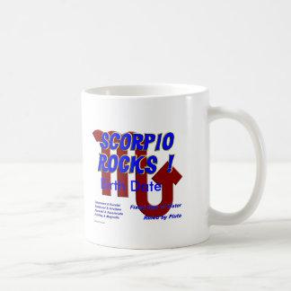 Scorpio Rocks ! Coffee Mugs