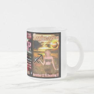 Scorpio Sagittarius cusp small glass Coffee Mug