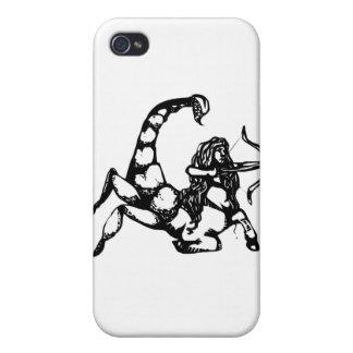 """Scorpio & Sagittarius """"Cusper"""" iPhone 4/4S Case"""