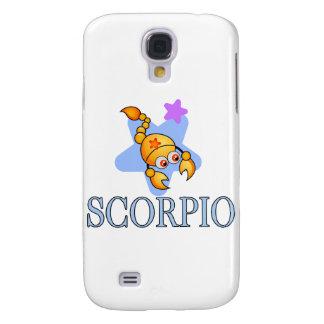 Scorpio Scorpion Galaxy S4 Cover