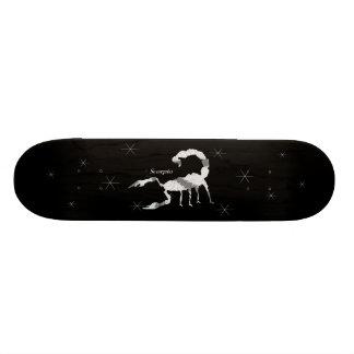 Scorpio Scorpion Zodiac Skateboard Deck