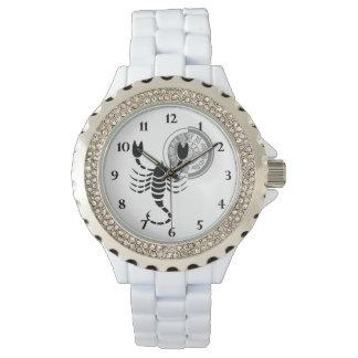 Scorpio Shadow Wrist Watch