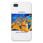 Scorpio Sun.png iPhone 4/4S Covers