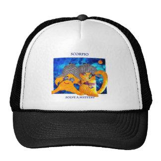 Scorpio Sun.png Trucker Hat