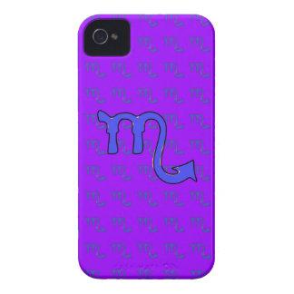 Scorpio symbol iPhone 4 case