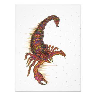 Scorpio Symbol Art Photo