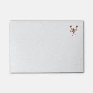 Scorpio Post-it® Notes