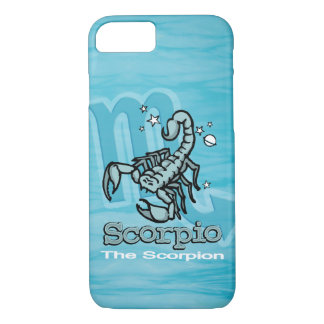 Scorpio The Scorpion water sign case