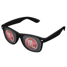 Scorpio - The Scorpion Zodiac Sign Retro Sunglasses