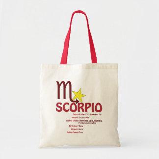 Scorpio Traits Tote