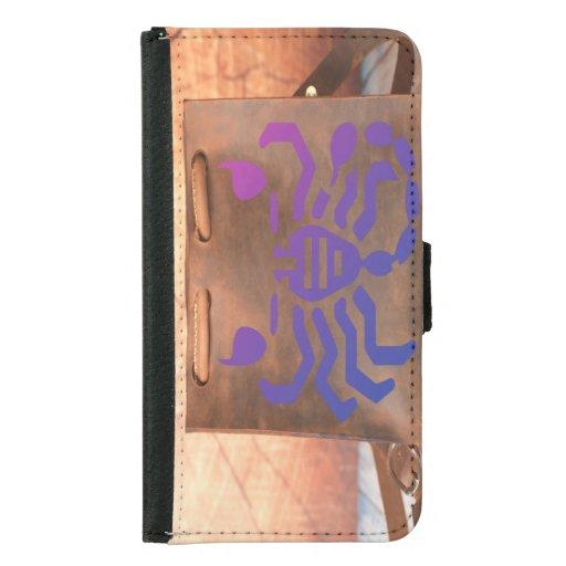 Scorpio Wallet Case
