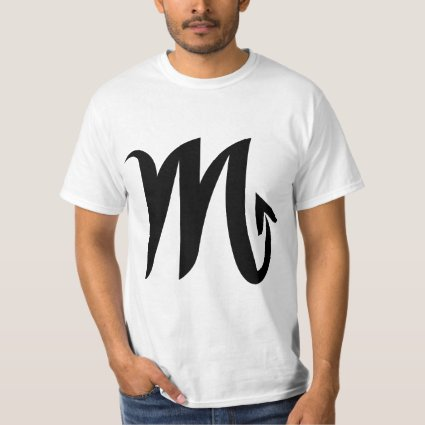 Scorpio White Value Tshirt