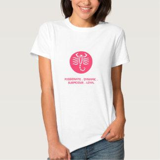 Scorpio Womens T-Shirt