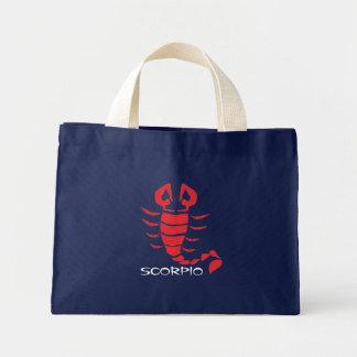 Scorpio - Yoga Tote Bags