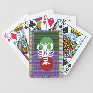 SCORPIO Zodiac Astrology Jyotish Symbols Bicycle Playing Cards