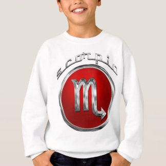 Scorpio Zodiac Astrology Sign Sweatshirt