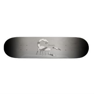 Scorpio Zodiac Horoscope Skateboard Deck