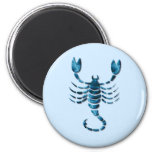 Scorpio Zodiac Magnet Fridge Magnets