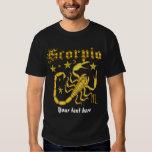 Scorpio-Zodiac Men All Styles Dark Design-2 T-Shirt