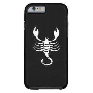 Scorpio Zodiac Pictogram iPhone 6 Case
