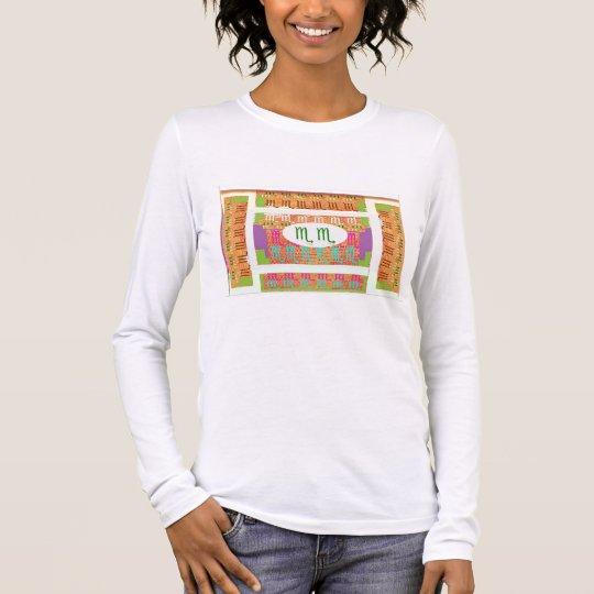 SCORPIO  Zodiac  Prince Long Sleeve T-Shirt