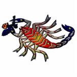 Scorpio Zodiac Sign Photo Sculpture